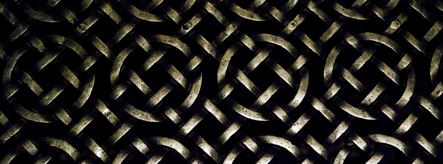 Pitt Rivers floor grate
