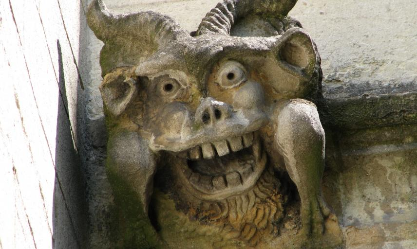 An Oxford grotesque